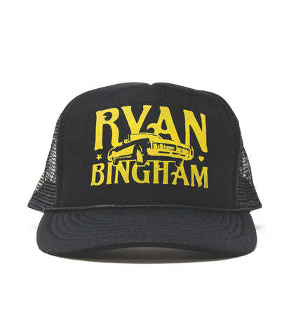 Ryan Bingham ALS Trucker Hat (Black)