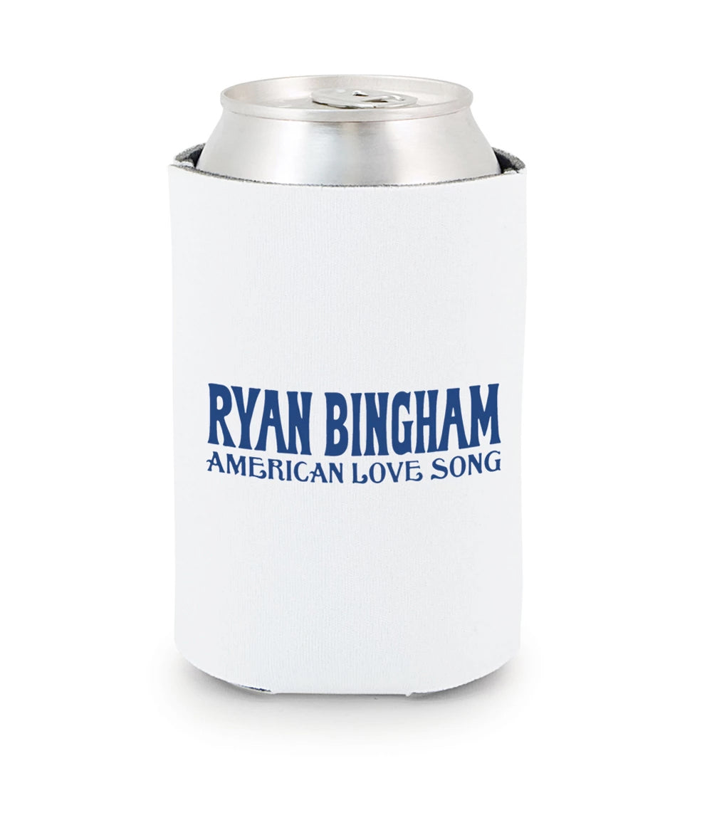 Ryan Bingham American Love Song Koozie