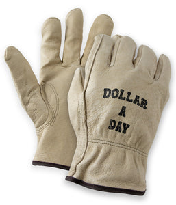 Ryan Bingham Dollar A Day Work Gloves