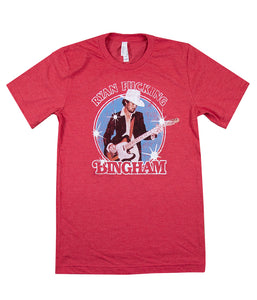 Ryan Fucking Bingham Shirt (Red)