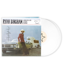 Ryan Bingham - American Love Song Vinyl (White)