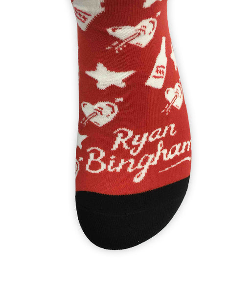 Ryan Bingham Cantina Sessions Socks