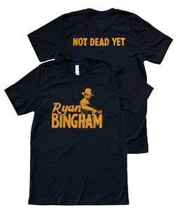 Ryan Bingham Not Dead Yet Shirt (Mens)