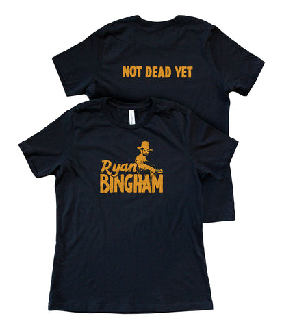 Ryan Bingham Not Dead Yet Shirt (Womens)