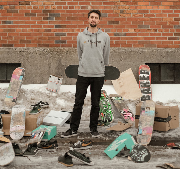 Do We Really Need Another Skateboard Company: Introducing PILLLAR Skateboards