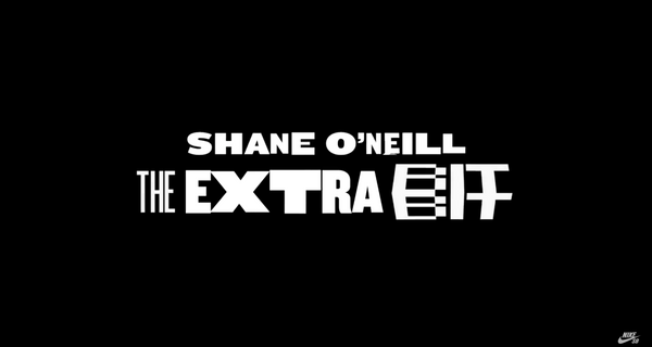 3 Best Things: Shane O'Neil - The Extra Bit
