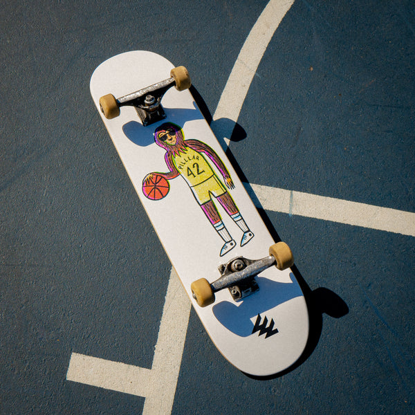 Teen Wolf - PILLLAR Skateboards