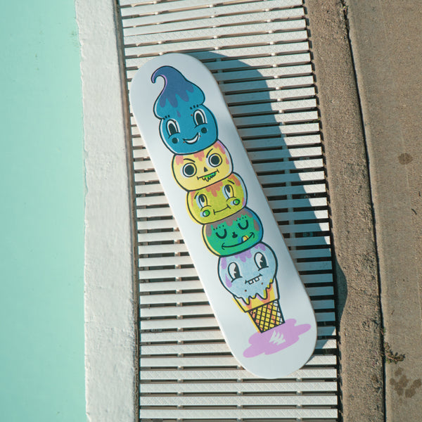 Ice Cream - PILLLAR Skateboards