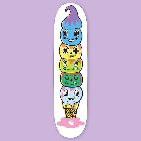 Ice Cream by PILLLAR Skateboards - PILLLAR Skateboards