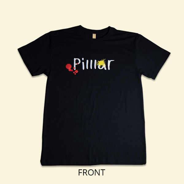 Light3r Tee - PILLLAR Skateboards