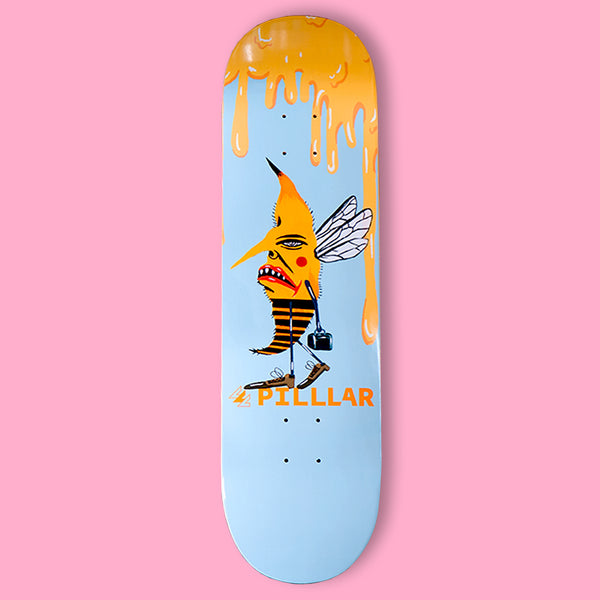 PILLLAR Bee - PILLLAR Skateboards