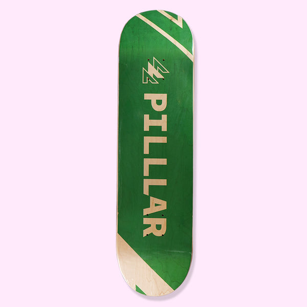 PILLLAR Logo Green