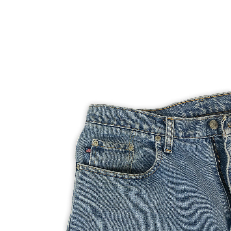 Vintage: POLO Jeans 33W-30L - PILLLAR Skateboards