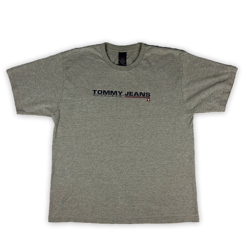 Vintage: Tommy Jeans Tee XL - PILLLAR Skateboards