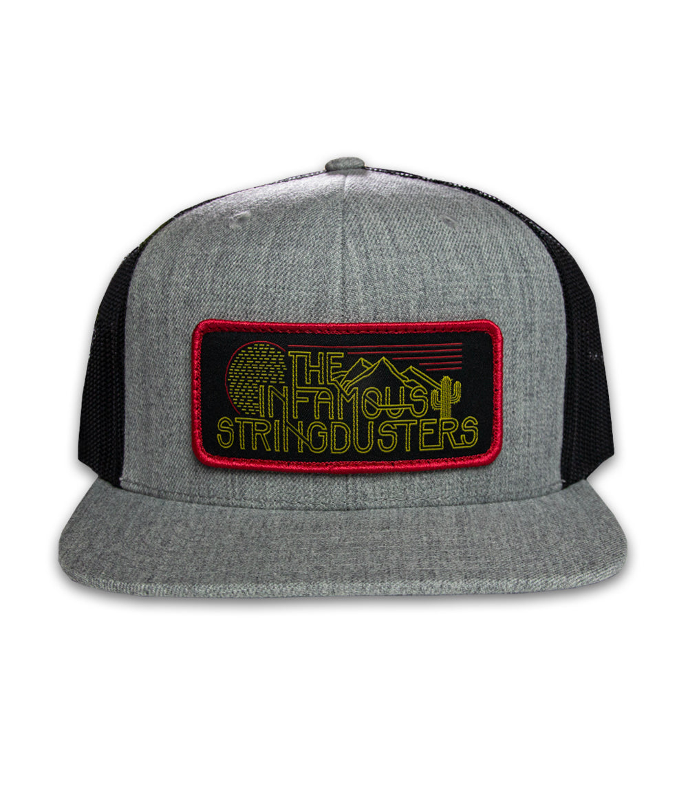 The Infamous Stringdusters Desert Trucker Hat