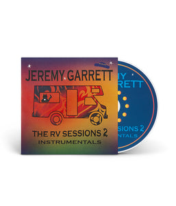 Jeremy Garrett - RV Sessions 2 CD