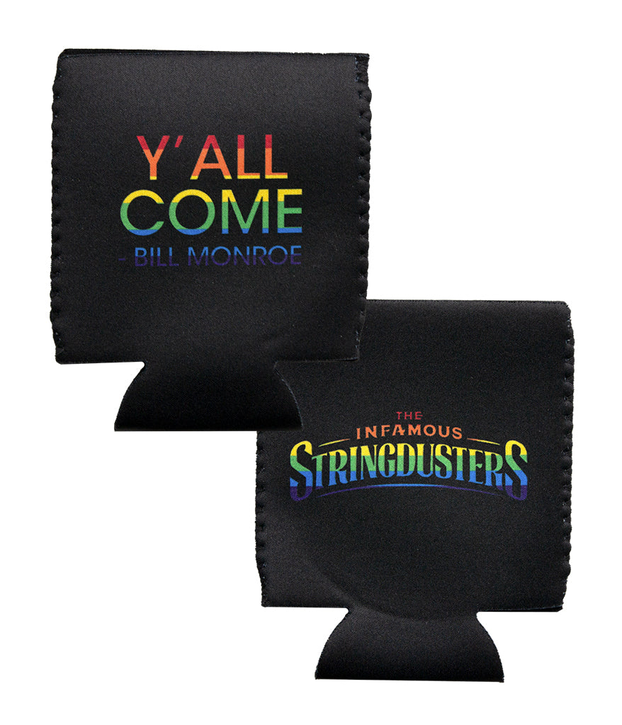 The Infamous Stringdusters Y'all Come Koozie