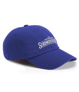 The Infamous Stringdusters Logo Classic Snapback Hat (Blue)