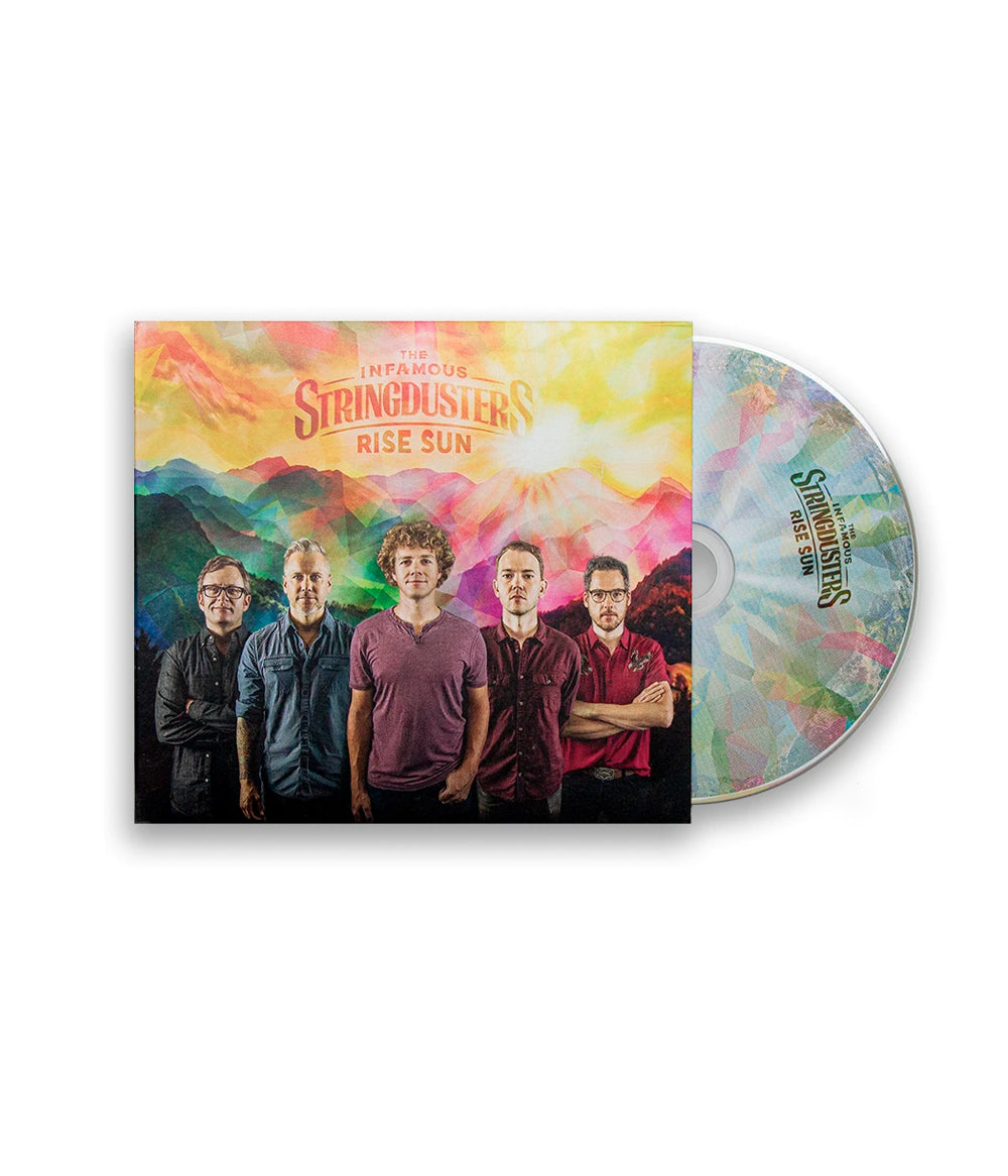 The Infamous Stringdusters - Rise Sun CD