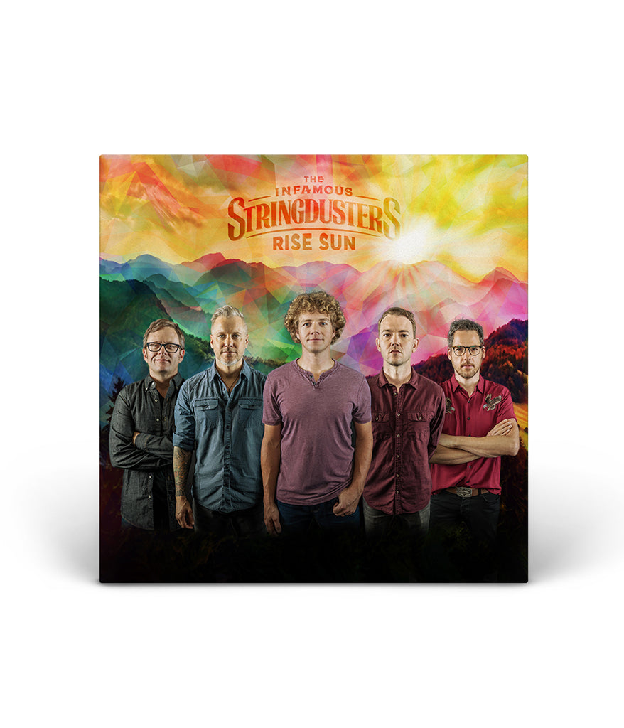 The Infamous Stringdusters Rise Sun Limited Print