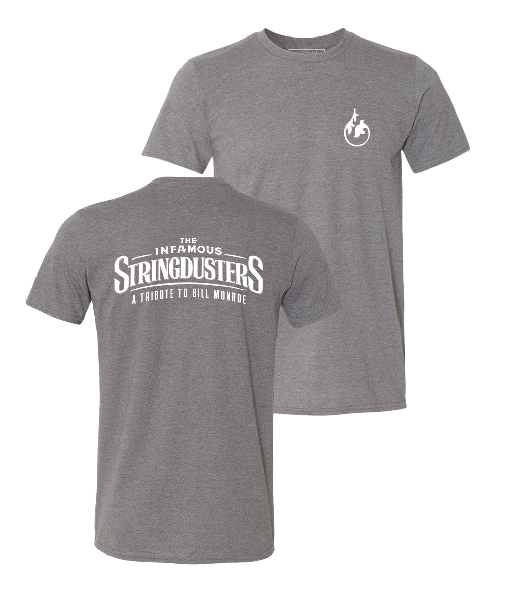 The Infamous Stringdusters A Tribute To Bill Monroe Shirt **PREORDER - SHIPS 6/16