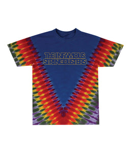 The Infamous Stringdusters Tie Dye Shirt