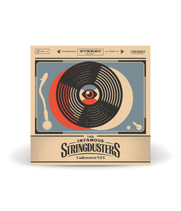 The Infamous Stringdusters Undercover Vol. 2 Lithograph