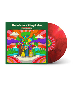 The Infamous Stringdusters - Dust The Halls Vinyl (Christmas Color Swirl Variant)