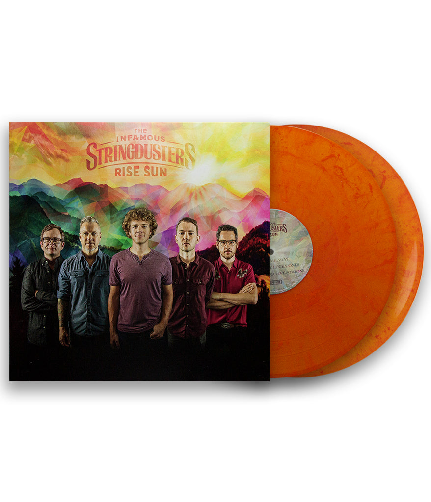 The Infamous Stringdusters - Rise Sun Vinyl