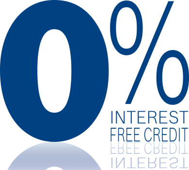 0% Interest free credit T&Cs apply