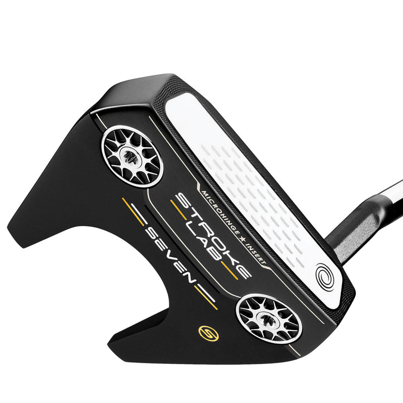 The Odyssey Stroke Lab Black Seven Putter