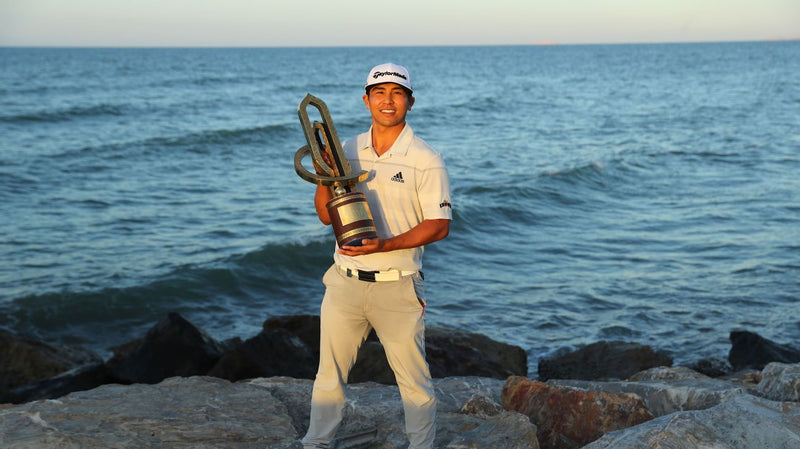 Kitayama Comeback at the Oman Open