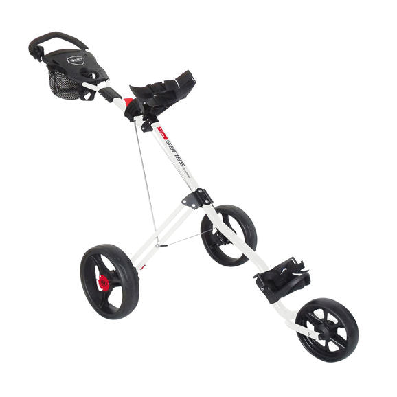 5 Series 3 Wheel Trolley WHITE