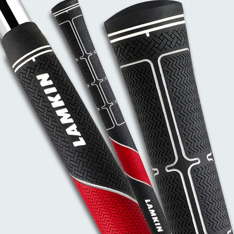 Lamkin TS1 Std Grip Black/Red