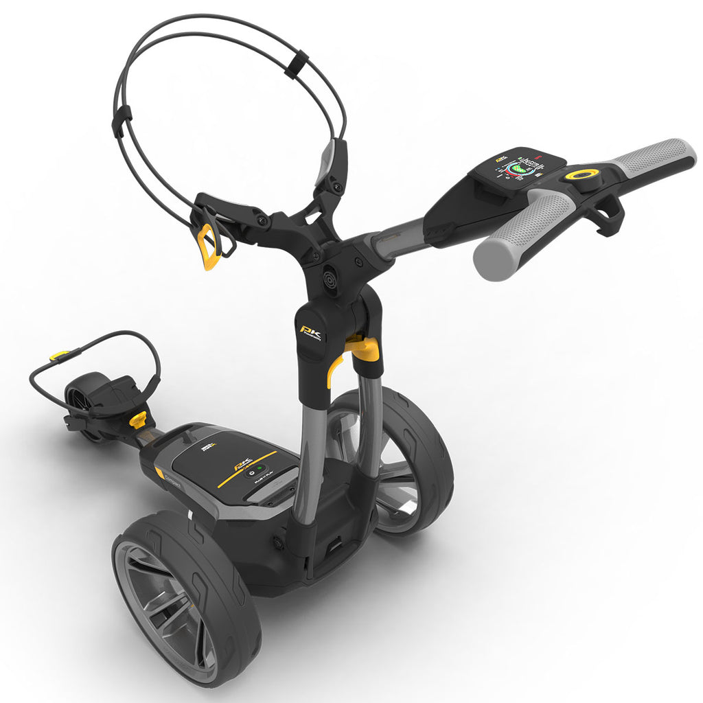 PowaKaddy CT6 GPS 36 Hole Lithium Electric Trolley