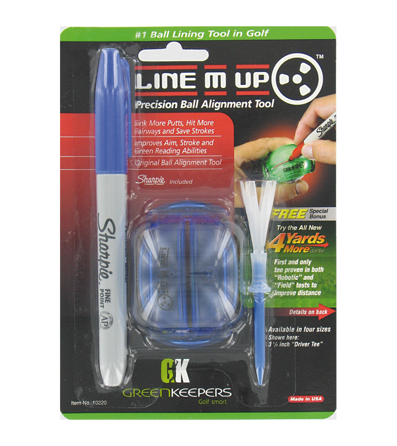 Line-M-Up Ball Marking