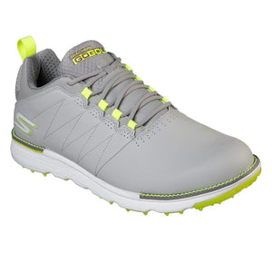 Go Golf Elite V.3 Golf Shoes Grey/Lime