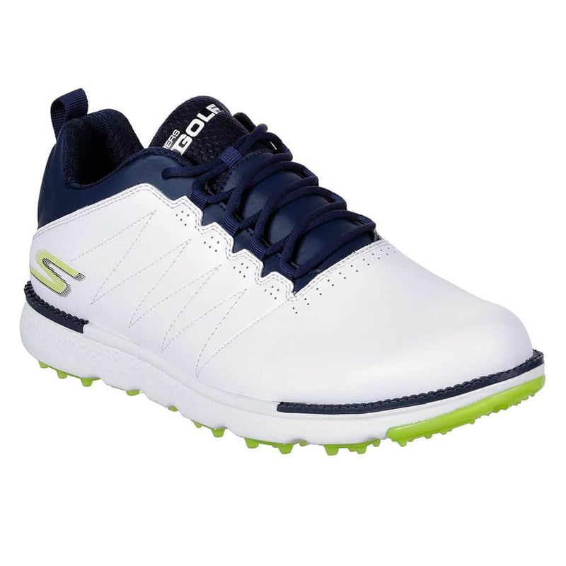 Go Golf Elite V.3 Golf Shoes White/Navy