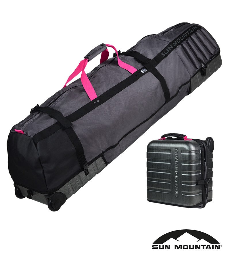 Sun Mountain KUBE Wheeled Golf Travel Cover