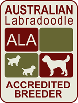 ALA Accredited Breeder Logo