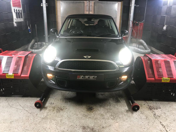 Mini Cooper S Remap