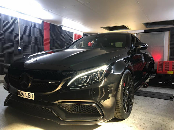 Mercedes C63 Remap - 510whp!