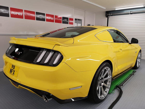 Saving Marks Roush charged Mustang