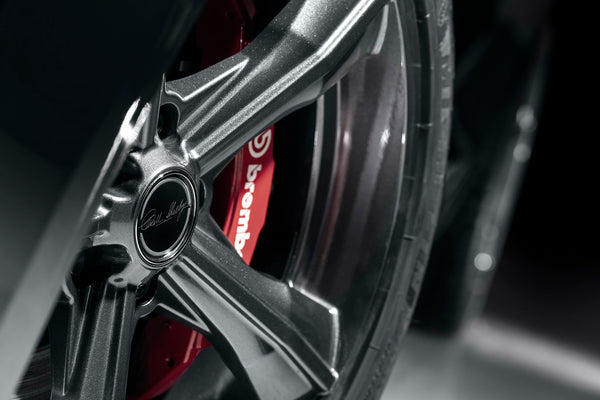 Mustang Wheels and Tyres