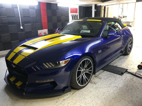 Mustang Custom Services (MCS)
