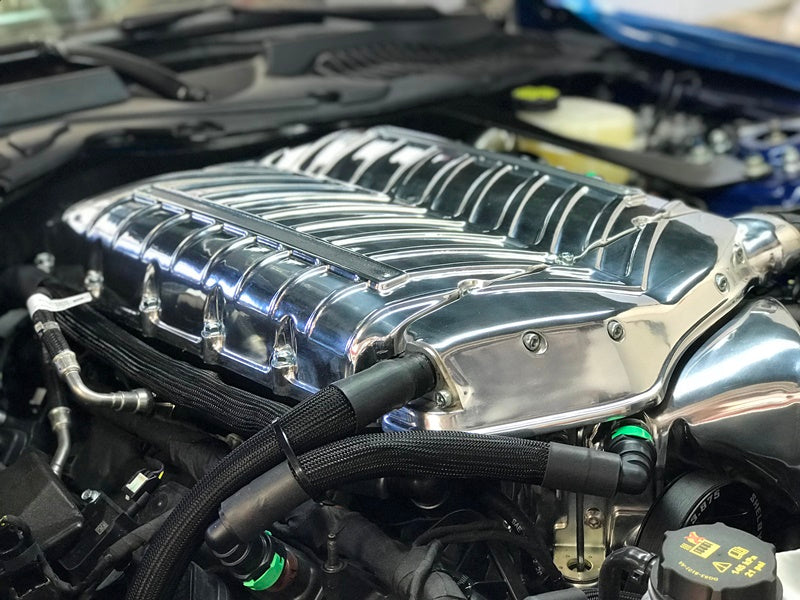 Whipple Stage 2 SUPERCHARGER KIT 2018+ GT