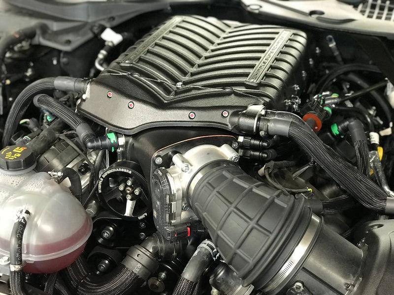 Whipple Stage 1 SUPERCHARGER KIT 2018+ GT