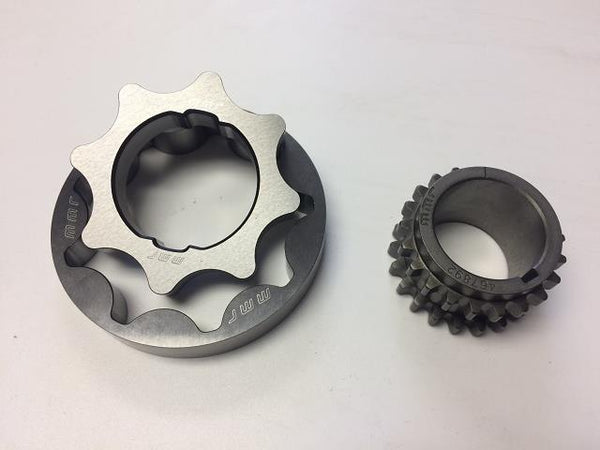 MMR Billet Oil Pump Gear & Crank Shaft Gear Combo