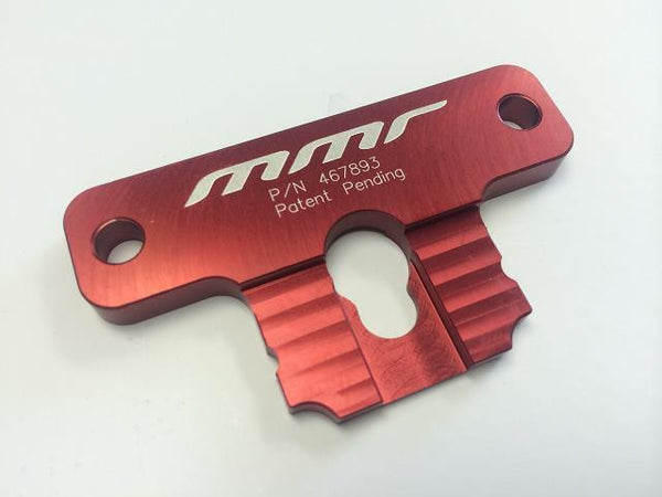 MMR Coyote Billet Secondary Tensioner Bracket for Mustang 5.0L GT 2011-17