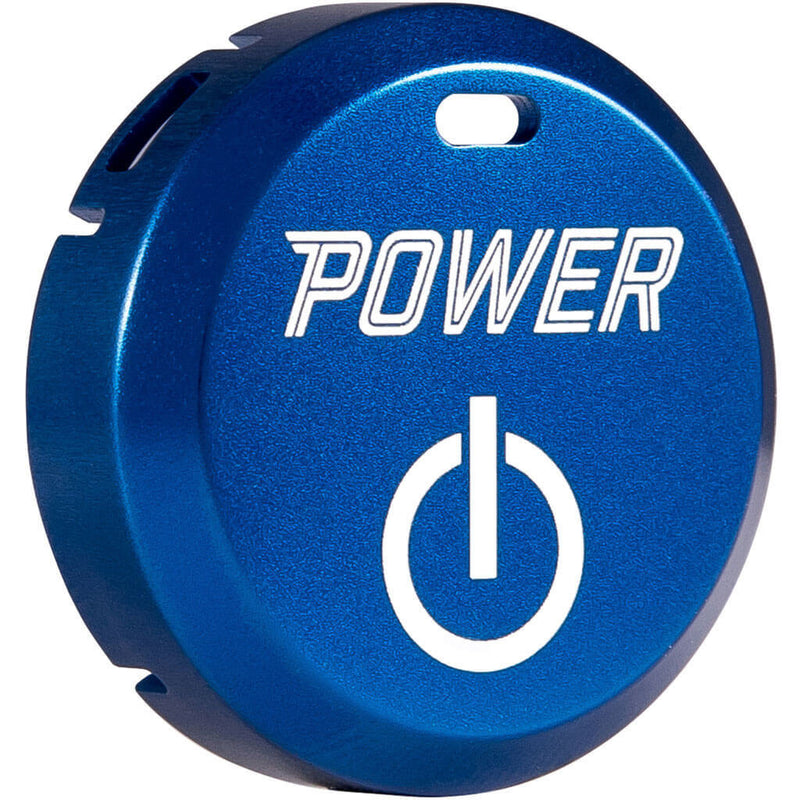 5SPURS Aluminium Power button - GT